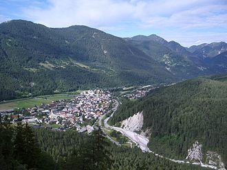 Kranjska Gora - Image: Kranjska Gora 2