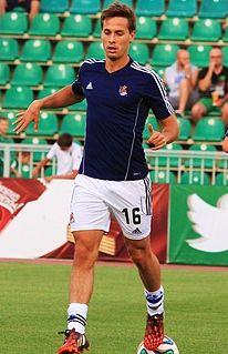 Sergio Canales Spanish footballer