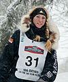 Kristy Berington gliding through the woods (6950886477).jpg