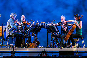 Kronos Quartet at Lincoln Center, 2013