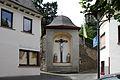 Kulturdenkmal Oberwesel, Kreuzigungsgruppe, 18. Jh. Bußgasse u. Oberstr. DZ. Klostergelände.jpg