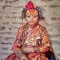 Kumari of bhaktapur.jpg