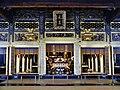 Kyoto Nishi Hongan-ji Gründerhalle Innen Altar 1.jpg