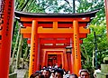 Kyoto Schrein Fushimi-Inari-taisha Torii 10.jpg