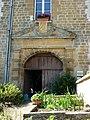 L'Échelle (Ardennes) château, portail.JPG