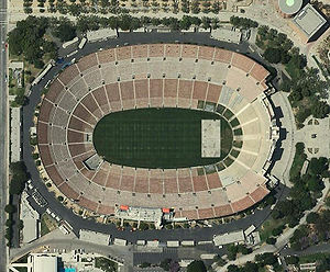 National Register of Historic Places listings in California - Los Angeles Memorial Coliseum
