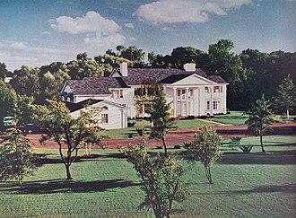 Hugh T. Keyes - Goad House