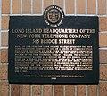LI HQ NYTel plaque jeh.JPG