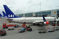 LN-RGA - B738 - SAS