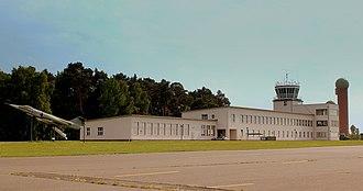Militärhistorisches Museum Flugplatz Berlin-Gatow - Image: LUFTWAFFEN MUSEUM RAF GATOW BERLIN GERMANY JUNE 2013 (9040885653)