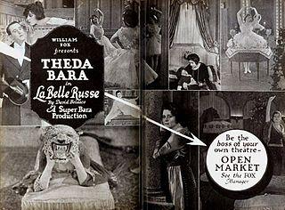 <i>La Belle Russe</i> 1919 film by Charles Brabin