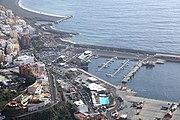 La Palma - Santa Cruz de La Palma - Avenida Los Indianos + Port + Avenida Maritima + Playa + Carretera del Galión (Mirador de la Concepción) 01 ies