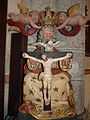 La Sainte Trinité dans l'église de La Trinitat (Cantal, plateau de l'Aubrac).jpg