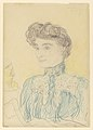 La Syrene, drawing by James Ensor, Prints Department, Royal Library of Belgium, F. 33425.jpg