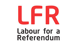 Labour for a Referendum - Image: Labour for a Referendum Logo