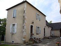 Lacommande (Pyr-Atl, Fr) La mairie.JPG