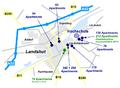 Lage der Studentenwohnheime in Landshut.PNG