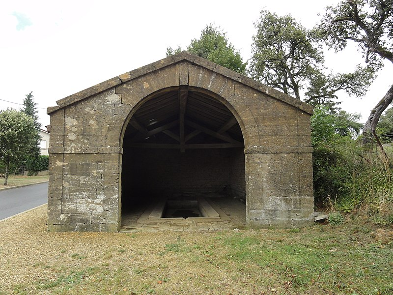 Laix (Meurthe-et-M.) lavoir