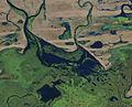 Lake debo mali - Landsat8 December 2013.jpg