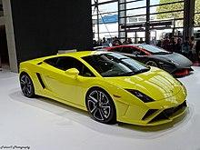 LP 550 2, LP 560 4, LP 570 4 Edizione Tecnica (2012 2013)[edit]. Lamborghini  Gallardo LP560 4 Edizione Technica