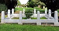 Lancelyn Green plot, St Andrew's Church, Bebington 2.jpg