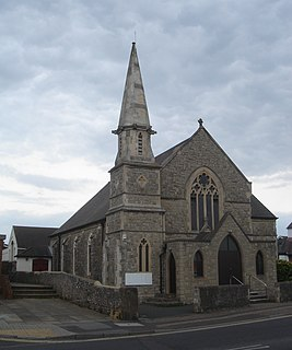 Lancing, West Sussex Human settlement in England