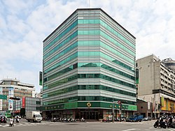Land Bank of Taiwan Taichung Branch 2019.jpg