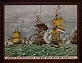 Landing der Engelschen bij Texel door de Ruiter belet 1672.jpg