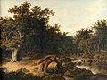 Landscape with Trees, Cattle, and Stream by Robert Ladbrooke.jpg