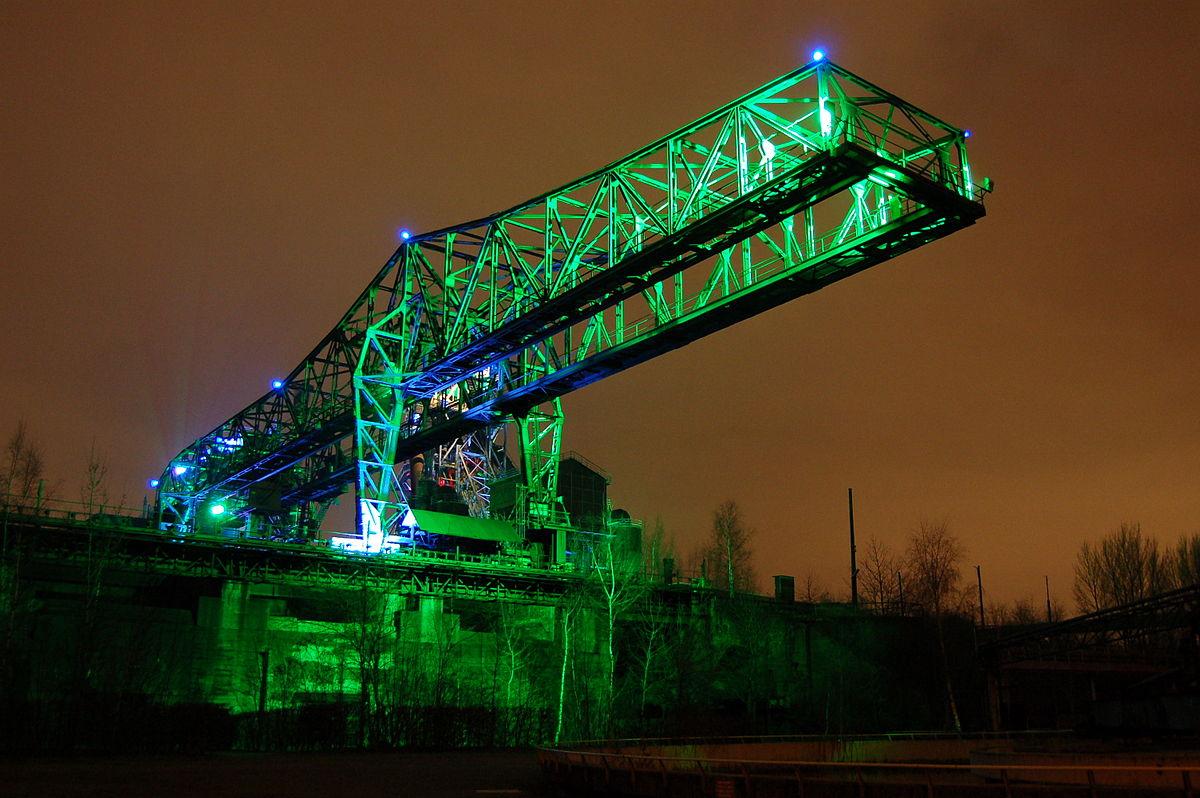 Landschaftspark Duisburg Nord Wikipedia