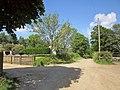 Lane, Odham (geograph 4010155).jpg