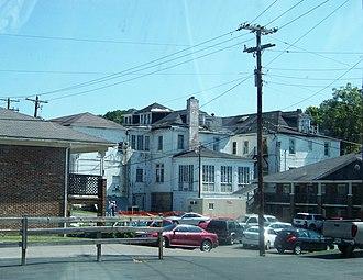 Wise, Virginia - Buildings in Wise
