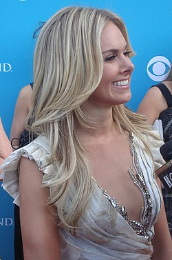 Laura Bell Bundy a 45. Annual Academy of Country Music Awards díjkiosztó ünnepségén 2010-ben