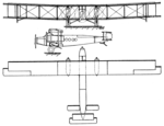 Lawson L-4 3-view Les Ailes February 9,1922.png