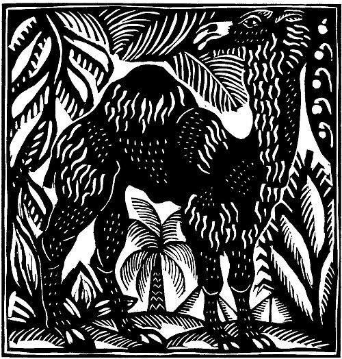 Le Dromadaire (Apollinaire - Le Bestiaire, ou Cortège d'Orphée).jpg
