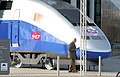 Le TGV arrive A Strasbourg.jpg