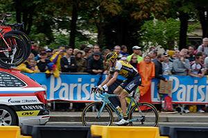 Robert Gesink - Gesink at the 2015 Tour de France