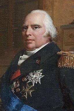 Le roi Louis XVIII dans son cabinet de travail des Tuileries (bgw17 0046)