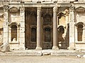 Lebanon, Baalbek, The Exedra around the Great Court, Roman Heliopolis.jpg