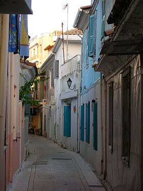 Image illustrative de l'article Lefkada (ville)