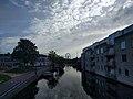 Leiden - Zicht op Haarlemmerweg.jpg