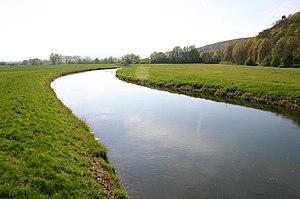 Leine - Leine near Nordstemmen