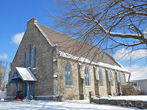 Woodlyn, Pennsylvania - Leiper Presbyterian Church