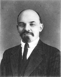 Lenin in Switzerland