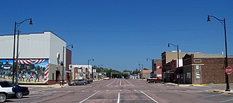 Lennox, South Dakota - Image: Lennox, South Dakota 5