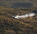 Leona Valley Crown Fire CDF aircraft 2.jpg