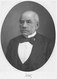 Leopold Ritter von Dittel Austrian urologist