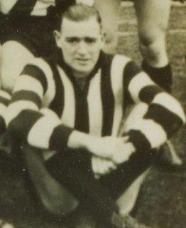 Les Main Australian rules footballer, born 1915