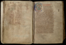 One of the two surviving complete manuscripts of Liber Eliensis