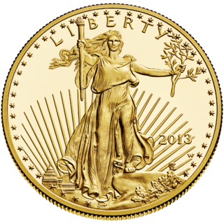 American legal tender gold bullion